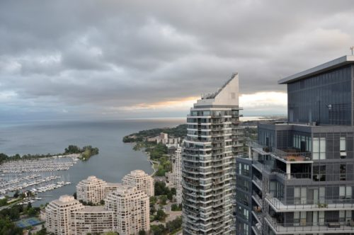Lakeshore blvd, Toronto
